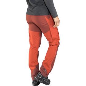 Lundhags Makke Pants Herren red/dark red